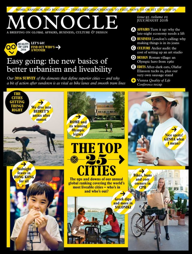 grange triple double profiled in monocle magazine as part of housing generation gaps