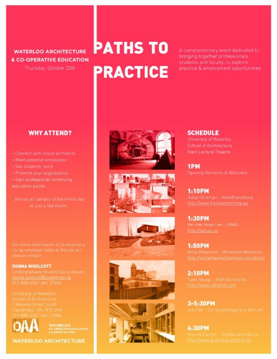 Paths to Practice