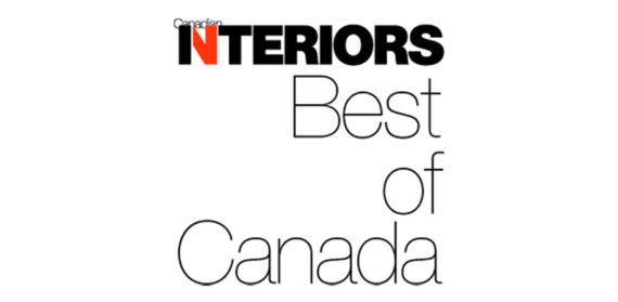 Exchange Brewery receives a 2016 Canadian Interiors Best of Canada Award