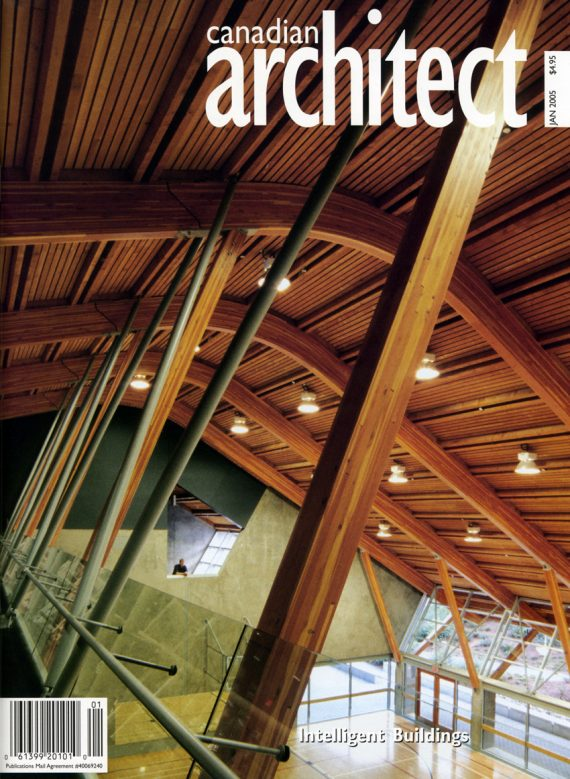 Fabrication Conference reviewed in Canadian Architect
