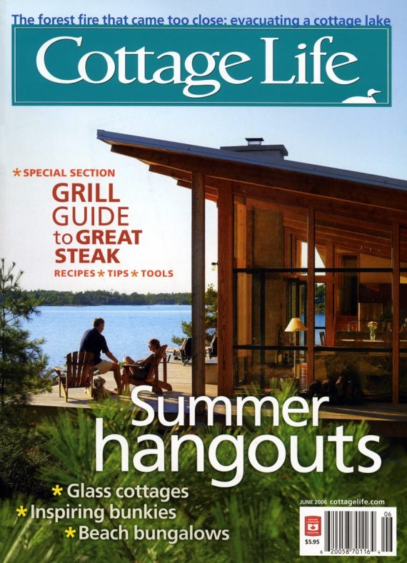 DogTrot featured in Cottage Life