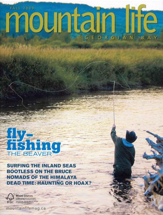 Mountain Life publishes the House in Frogs Hollow