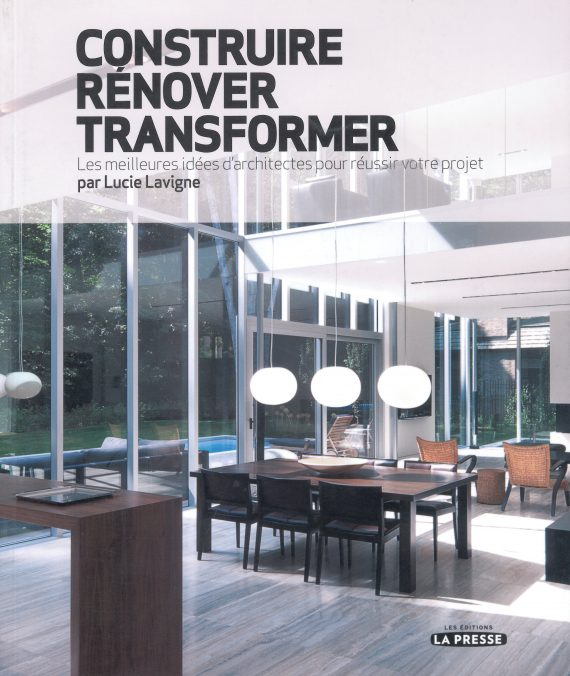 House in Frogs Hollow featured in Construire, Renover, Transformer