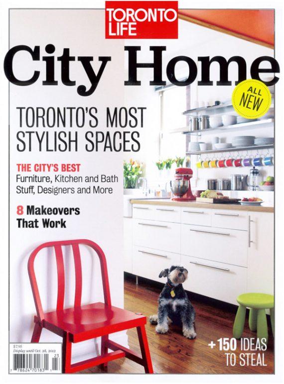 Toronto Life: City Home
