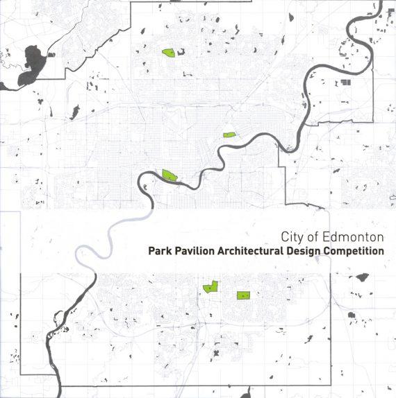 Park Pavilion Architectural Design Competition Book