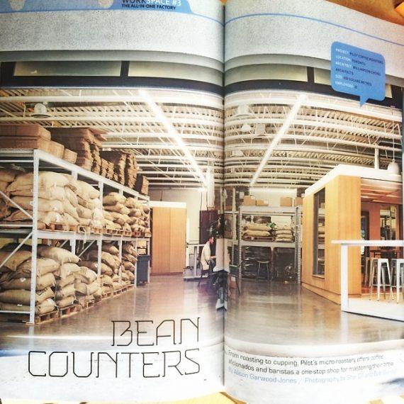 Azure Magazine: Bean Counters