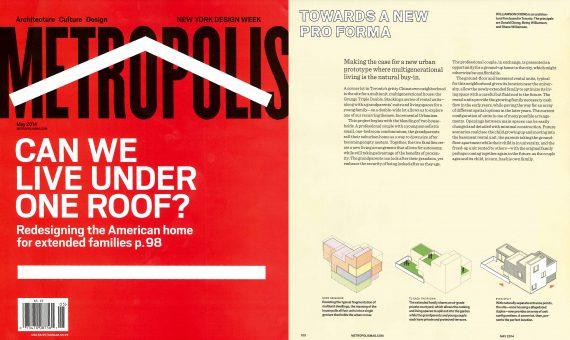 Metropolis Magazine: Full House