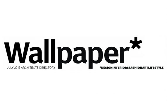 Williamson Chong Selected for Wallpaper Magazine's 2015 Architects Directory